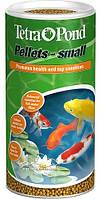 Корм для прудовых рыб в форме плавающих на поверхности воды шариков Tetra Pond Pellets  Small (Тетра понд пеллетс смол), 1 л