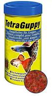 Корм для гуппи Tetra GUPPY (Тетра Гуппи), 250 мл