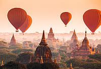 Флизелиновые фотообои: Воздушные шары Код: 965