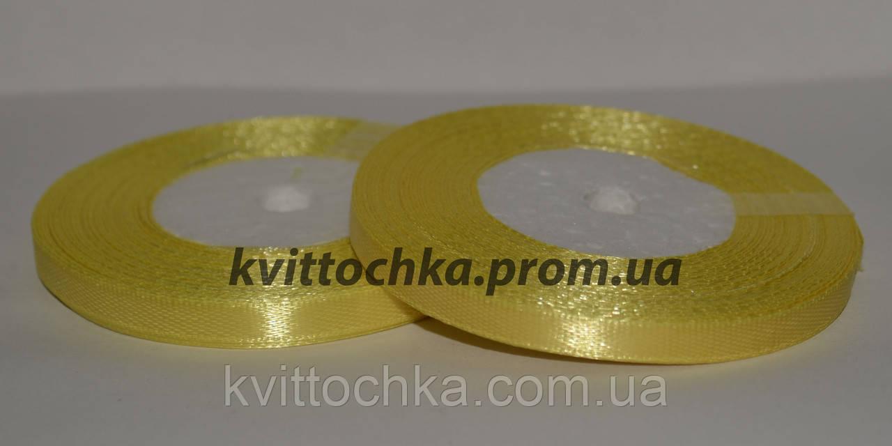 Атласная лента 0,6 см (23 м), цвет на фото