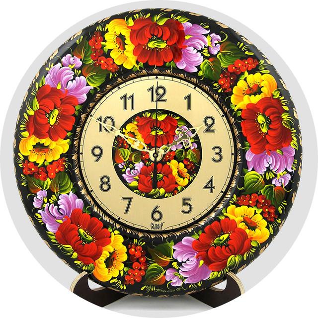 декоративные часы