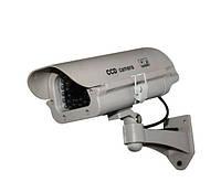 Муляж камеры видеонаблюдения CCD Dummy Camera, камера обманка Думми, фото 1