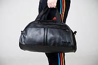 Спортивная\дорожная сумка Reebok Black
