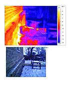 Термоаудит перед ремонтом (реконструкцией) зданий, сооружений,домов