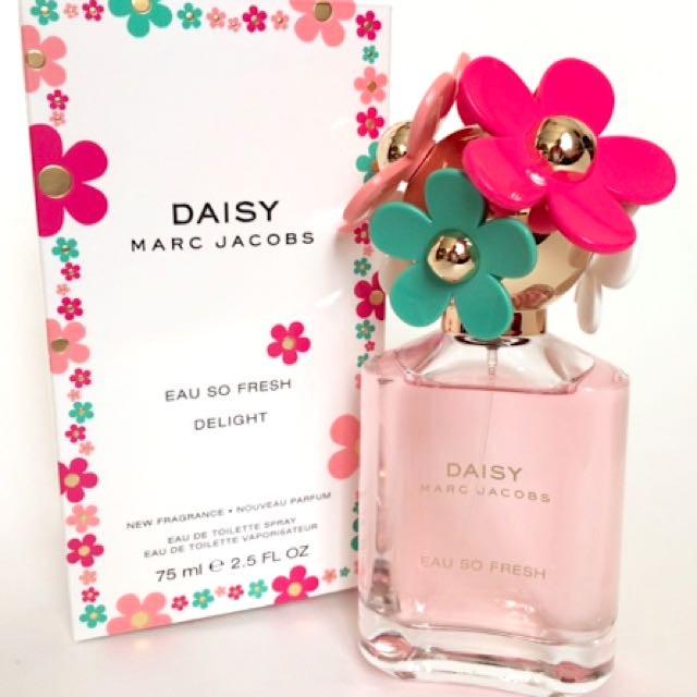 женская туалетная вода Marc Jacobs Daisy Eau So Fresh Sunshine марк