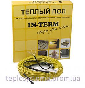 Двухжильный нагревательный кабель IN-TERM  2790 Вт – 139 м (Fenix Чехия), фото 2