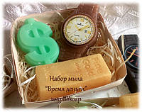 """Набор мыла """"Время деньги"""", фото 1"""