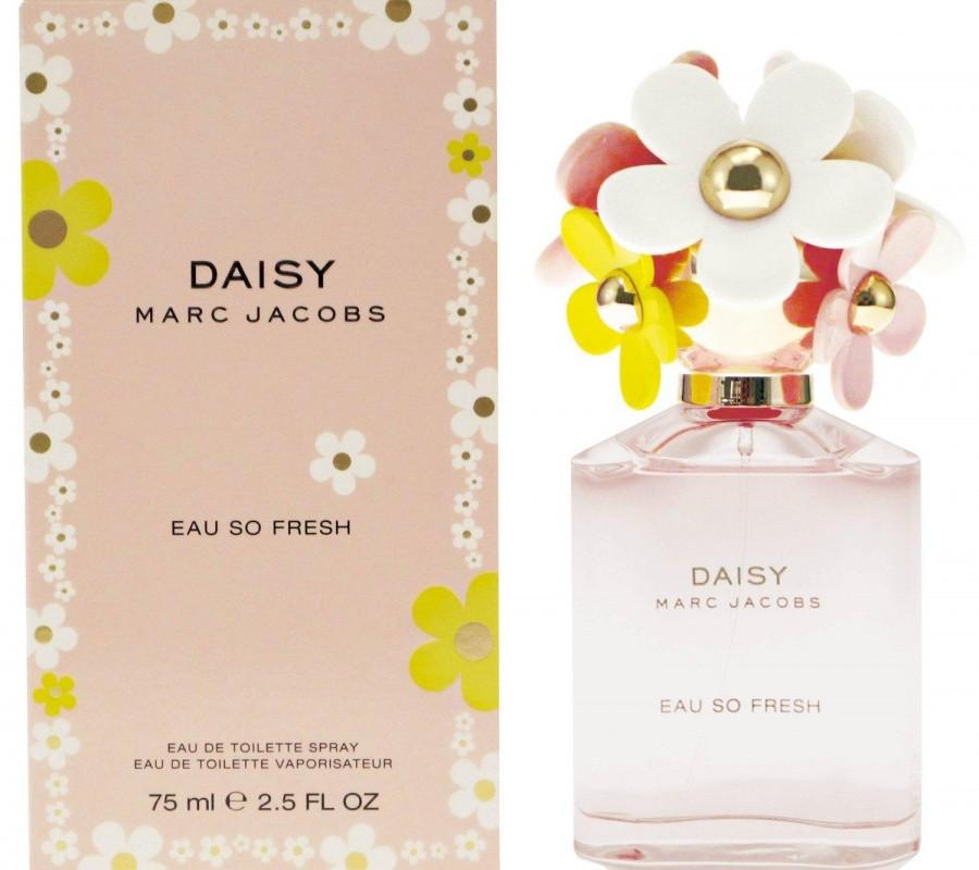Женская туалетная вода Marc Jacobs Daisy Eau So Fresh (Марк Якобс Соу Фрэш) 100 мл