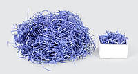 Наполнитель - деревянная стружка, цвет: темно-синий