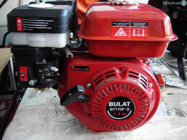 Двигатель Булат ВТ 170 FS фото