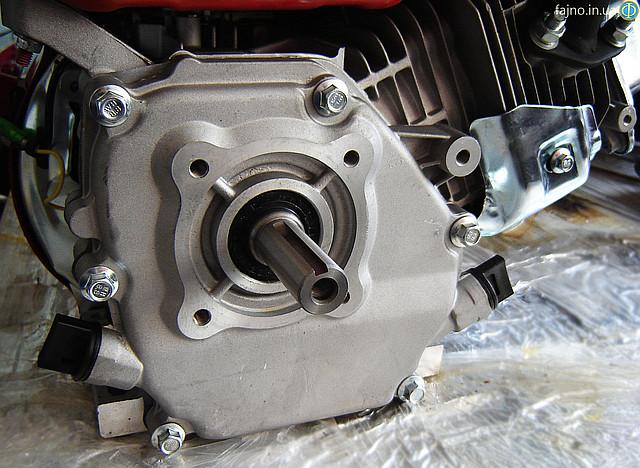 Двигатель Булат ВТ 170 FS фото вал