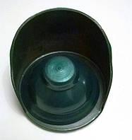 Кнопка для звонка влагозащищенная с козырьком