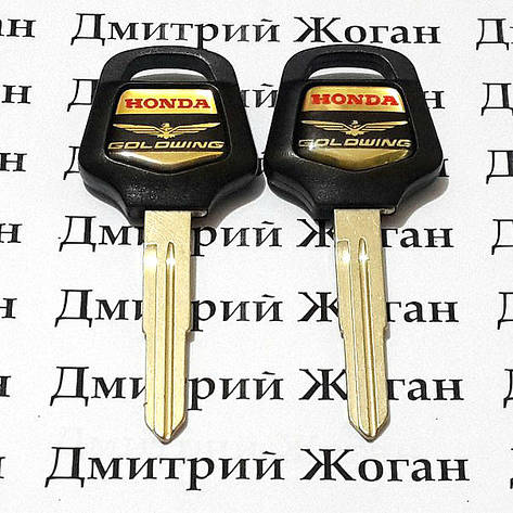 Ключ для мотоцикла Honda (Хонда), фото 2