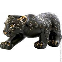 Декоративные Фигурки И Статуэтки De Rosa Rinconada Large Wildlife. Пантера, черный (Dr452-31)
