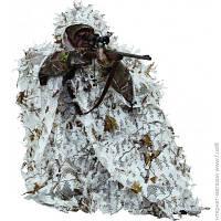 Маскхалат Ameristep 3D Gillie Snow Tangle (10119A)