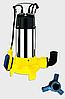 Фекальный насос с режущей кромкой Euroaqua FURY WQ-13-1,5
