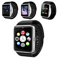 Умные смарт часы телефон Smart Watch GT08 аналог iwatch Apple GT-08 GT 08 часофон sony smartwatch, фото 1