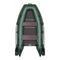 Моторно килевая надувная лодка Колибри КМ-280 Д