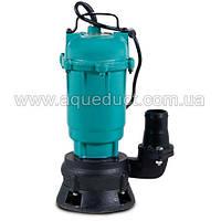 Насос канализационный 1.5кВт Hmax 23м Qmax 375л/мин WQD15-15-1,5 Aquatica