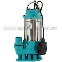 Насос канализационный 1.5кВт Hmax 23м Qmax 375л/мин WQD15-15-1,5SF Aquatica