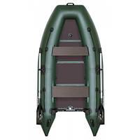 Моторно килевая надувная лодка Колибри КМ-300 Д