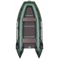 Моторно килевая надувная лодка Колибри КМ-330 Д