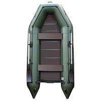 Малая  моторно-гребная надувная лодка Колибри КМ-330