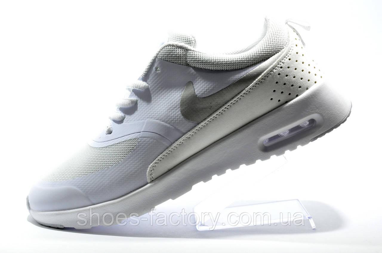 Кроссовки женские в стиле Nike Air Max Thea, White