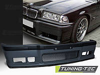 Передний бампер тюнинг BMW 3 E36 1990-1999 г.в. в стиле М3