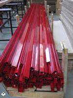 Полимерная (порошковая) покраска труб, габаритных металлоконструкций дм.5..1420мм. длиной до 16м.п.