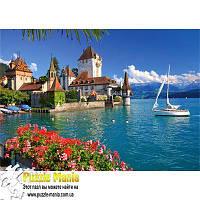 Пазл Ravensburger - Озеро Тун, Берн (Bern)