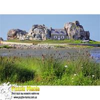 Пазл Ravensburger - Бретань: дом на берегу (House in Brittany)