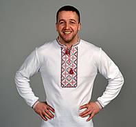 Мужская трикотажная вышиванка БМВ001