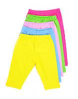 Тресы для девочки 4 - 7 лет цвет бирюзовый