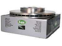 Диск тормозной передний Ланос,Сенс,R 13 LPR