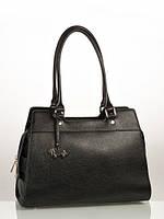 Женская кожаная сумка черная L-DA80994 Labbra