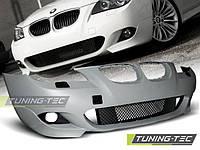 Передний бампер тюнинг BMW 5 серии Е60\E61 в стиле М5 пакет