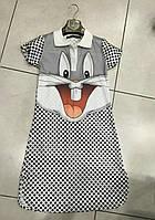 Молодежное женское платье рубашка в Одессе