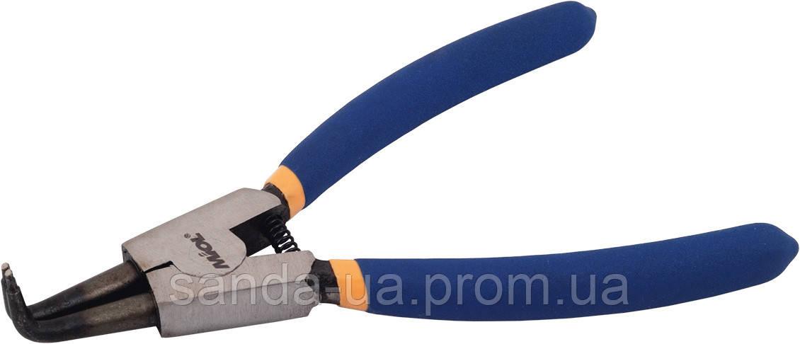 Щипцы для снятия стопорных колец 180 мм (43-025)