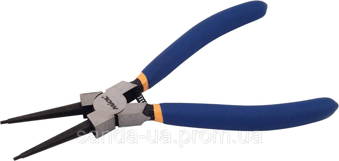 Щипцы для снятия стопорных колец 160 мм (43-030)