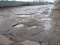 Укравтодор назвал пять областей с наихудшими дорогами