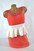 Платье KH-1010 (красный), фото 1