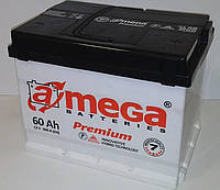 Аккумулятор Amega (Амега)  6CT - 60 - 0 ah