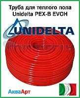 Труба для теплого пола Unidelta PEX-B EVOH 16x2