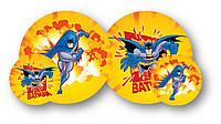 """Мяч лицензионный """"Бэтмэн"""", 23 см - WB-B-001"""