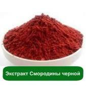 Экстракт Смородины черной сухой, 10 грамм