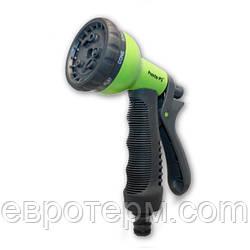 Пистолет для полива 8 режимов Presto-PS