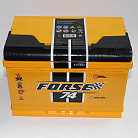 Аккумулятор FORSE (ФОРС) (ВЕСТА)  6CT - 74 - 0 ah