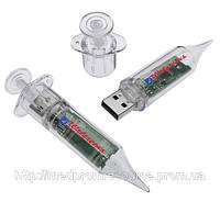 USB-флешка Шприц 8 Гб.
