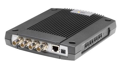 IP видеосервера